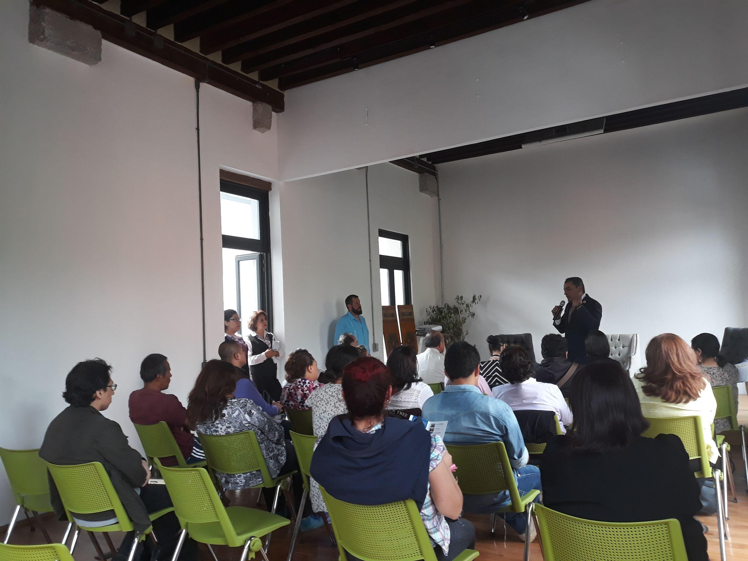 Foto de J.García. López, Seminario de Antropología de la Muerte