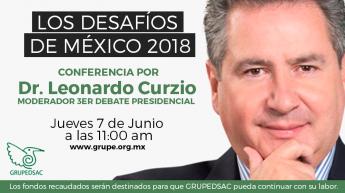 'Los Desafíos de México 2018'