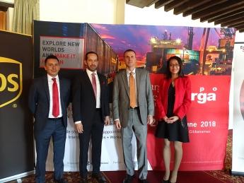 Rueda de prensa CWA- Expo Carga