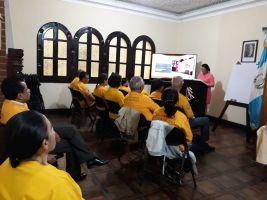 Ministros Voluntario de Scientology en Guatemala