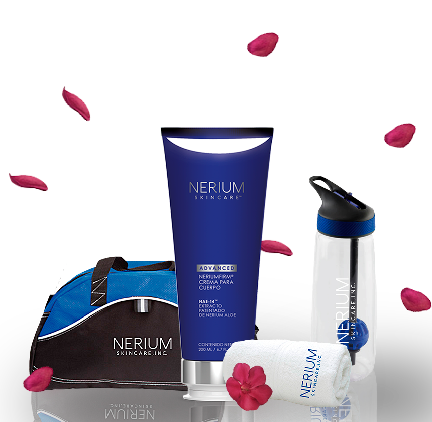 Kit de Nerium Fit