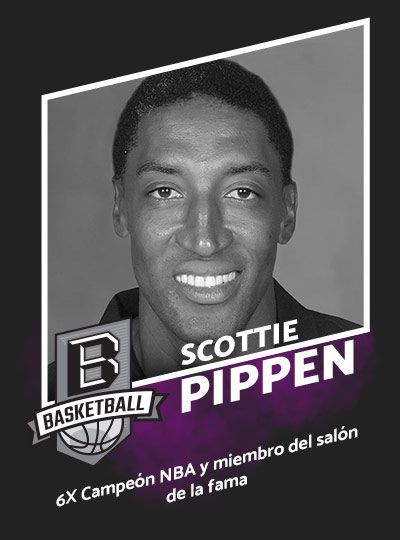 Foto de Scottie Pippen en HEAT MX