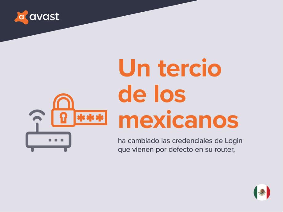 Foto de Seguridad deficiente en los routers deja a los mexicanos