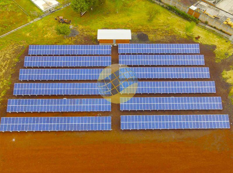 Foto de Planta Fotovoltaica Resinas Sintéticas 01