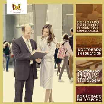 Doctorados de la Universidad de Xalapa
