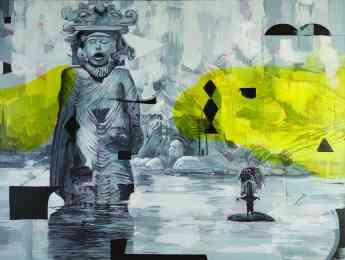 Inaugura PARÁMETRO 03 Arte Lumen 3era edición, el mayor premio para artistas visuales en México