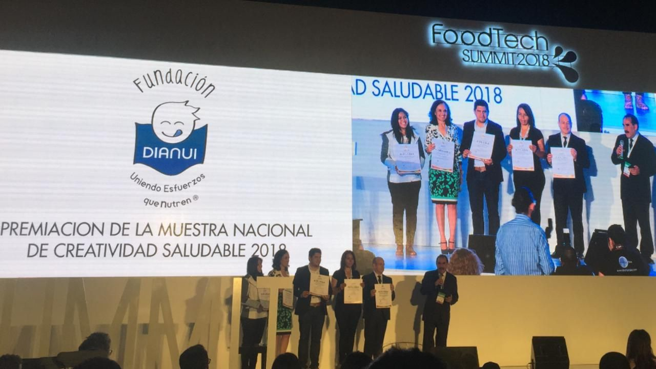 Foto de Muestra de Creatividad Saludable 2018