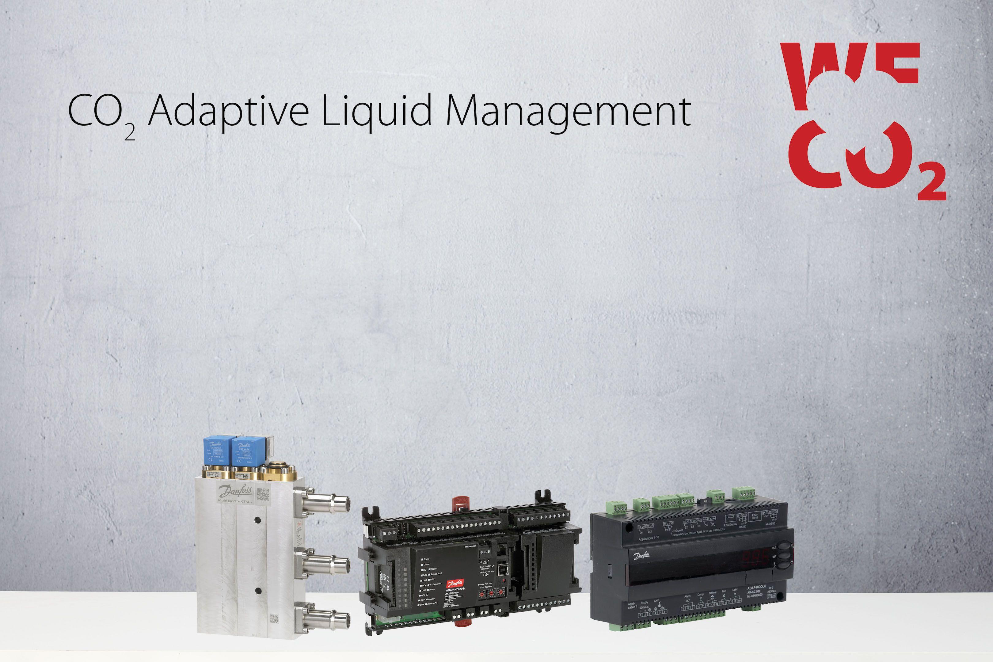 Foto de CALM nueva solución Danfoss para mejorar la eficiencia de la
