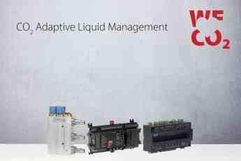 CALM nueva solución Danfoss para mejorar la eficiencia de la refrigeración con CO2 en todos los climas