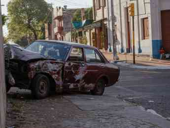 Accidentes viales, causa de muerte en México