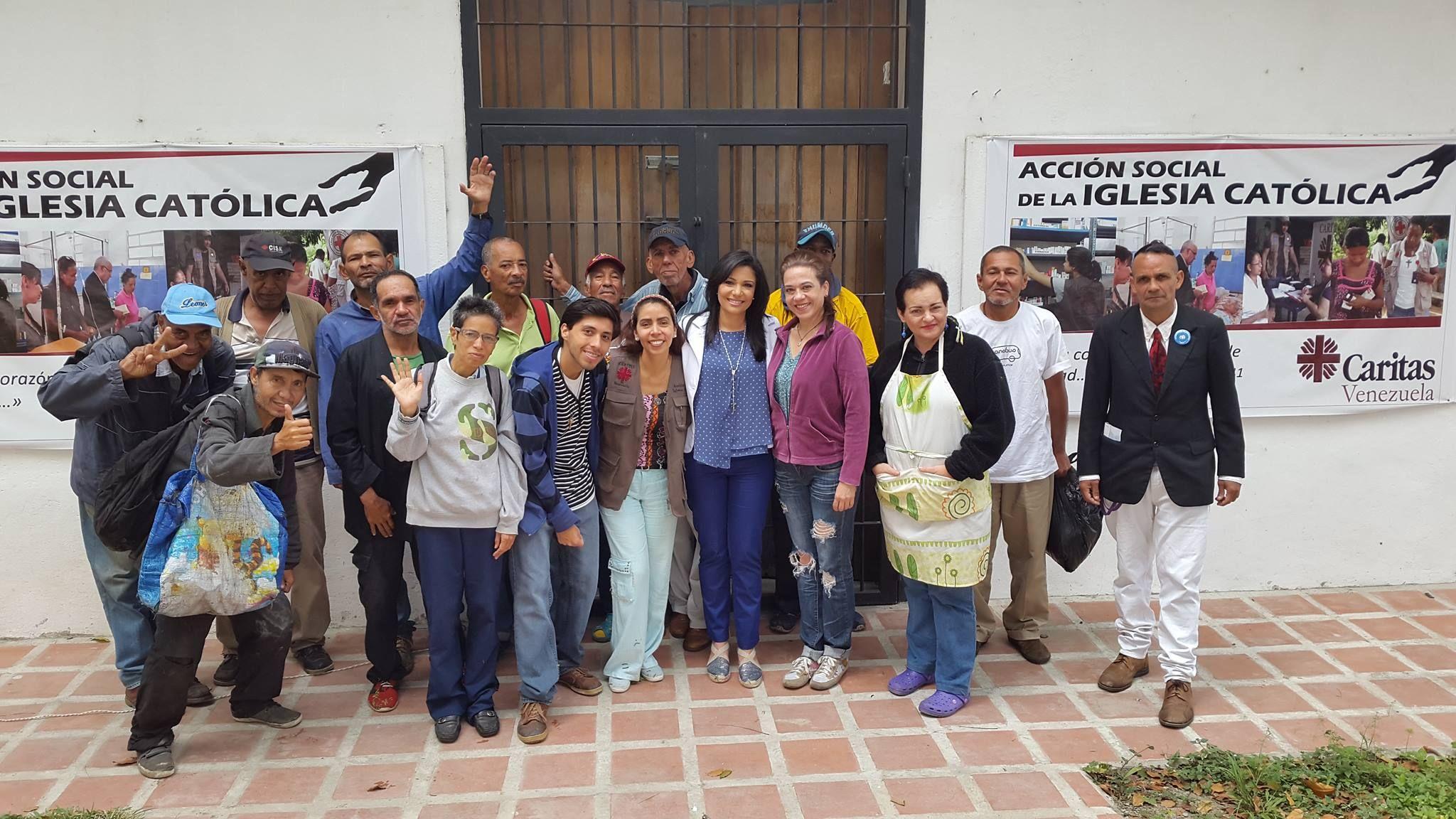 Solidaridad: 'Llenemos las ollas' en Venezuela