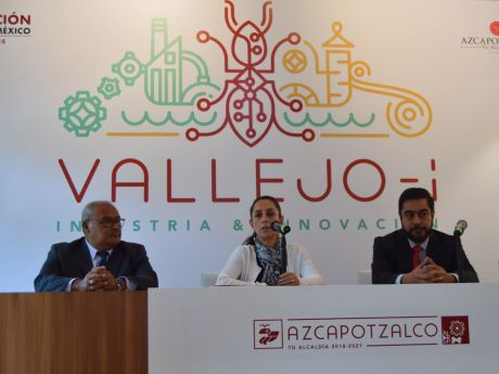 Foto de Presentación Vallejo-i