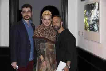 Foto de Remi Martini, Raquel Bessudo, Jacob Garcia