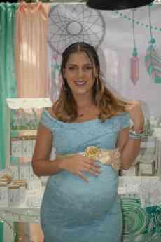 MUSTELA ofrece Baby Shower para Adianez Hernández