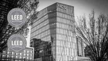 La sede mundial de NCR recibe doble certificación LEED Platinum