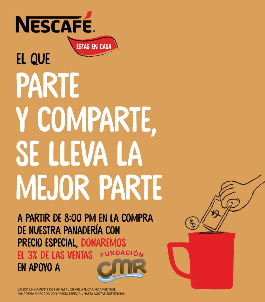 Foto de Campaña Cafeterías Nescafé