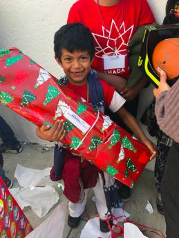Foto de Campaña Cartas de Navidad