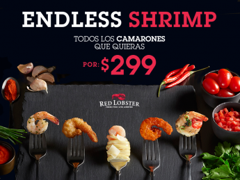 Endless Shrimp de Red Lobster