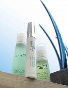 El agave azul, además del tequila, brinda propiedades para el cuidado de la piel