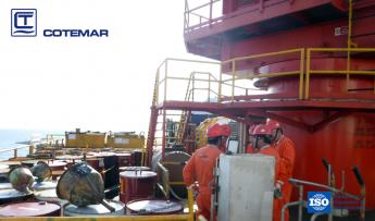 Cotemar logra la certificación IS0 45001:2018 y la recertificación ISO 9001:2015 e ISO 14001:2015