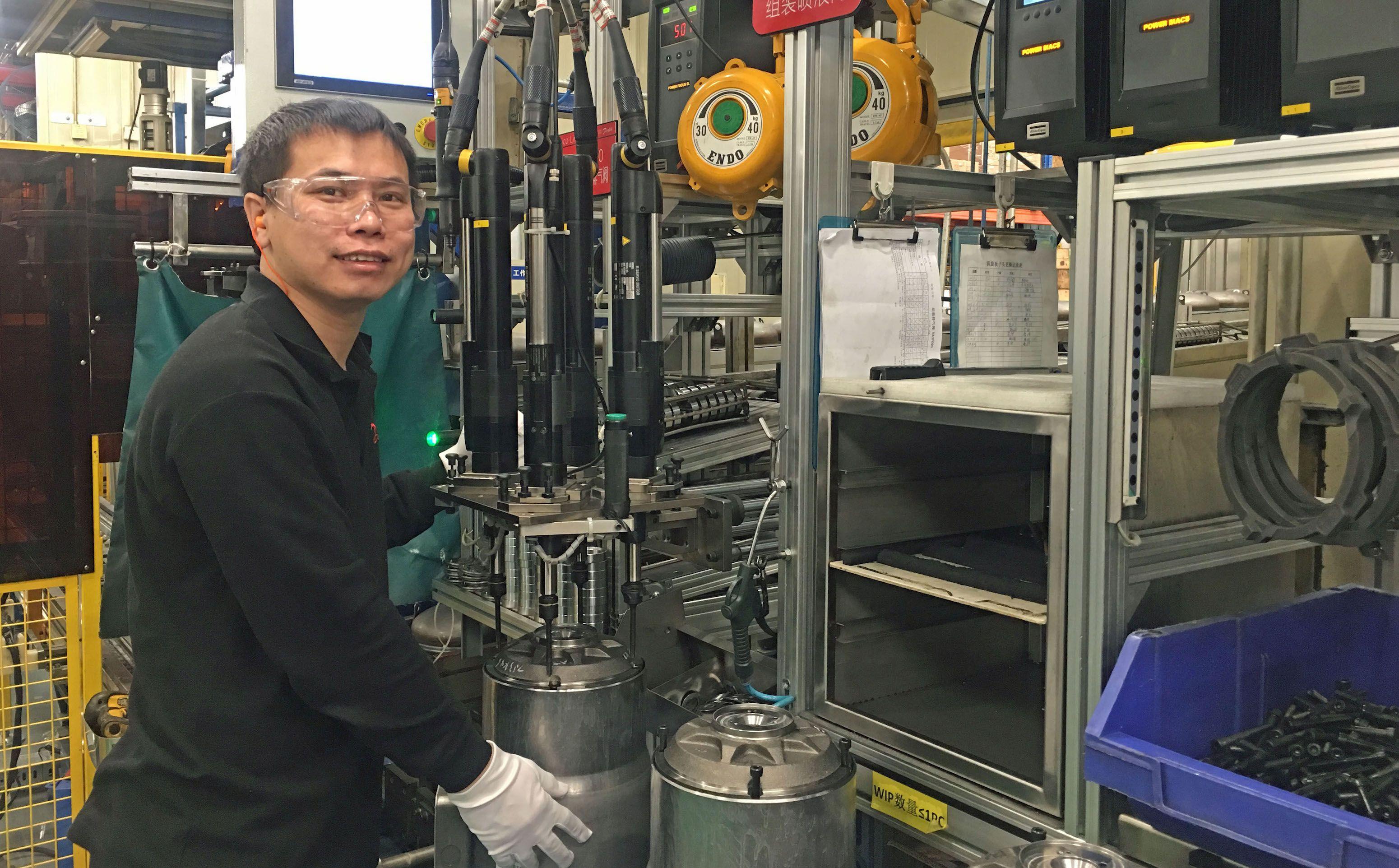 Foto de Danfoss tiene una de las fábricas más inteligentes del