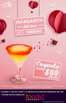 La Margarita Coqueta, 'tan coqueta que va a enamorar'