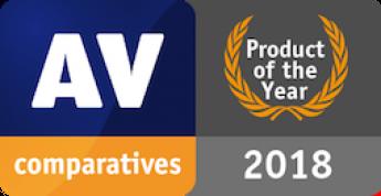 Avast 'Producto del Año 2018'