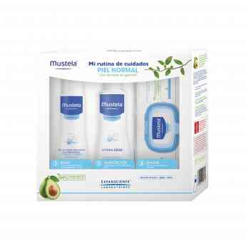 Mustela, la marca líder en dermopediatría, presenta sus rutinas especiales y naturales para cada tipo de piel