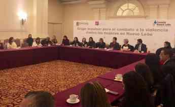 Foto de Asamblea Grupo impulsor Nuevo León