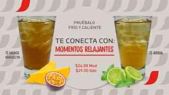 Foto de Té Mango Maracuya y Té Herbal