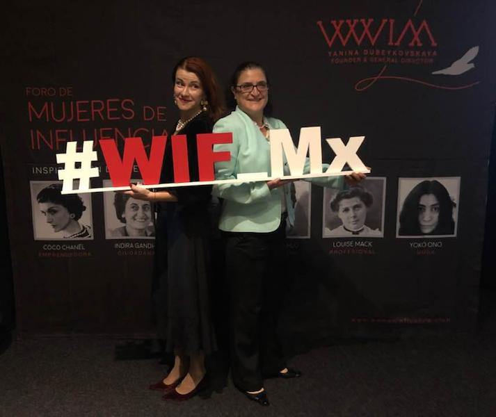 Foto de Se realizó el World Women Influence Community Forum México