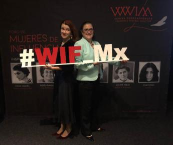 Se realizó el World Women Influence Community Forum México