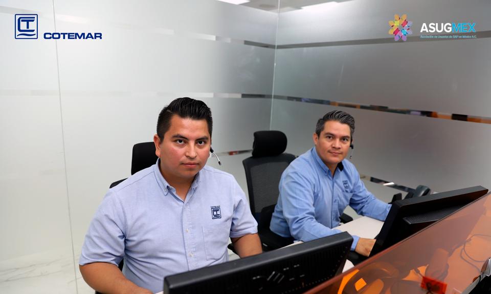 Foto de Cotemar y ASUG México