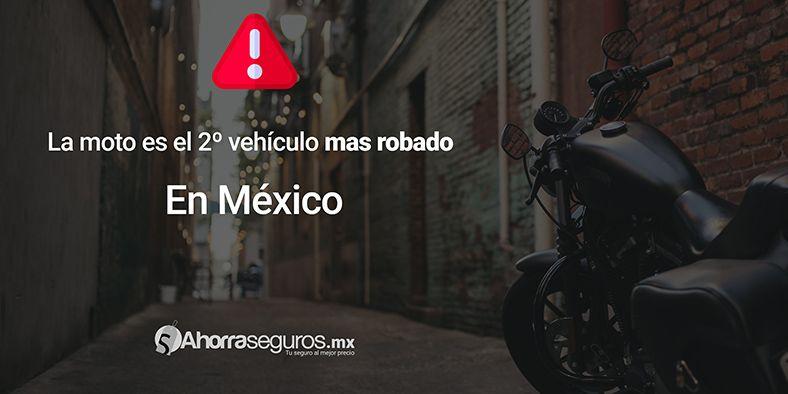 Foto de La motocicleta es el 2º vehiculo mas robado