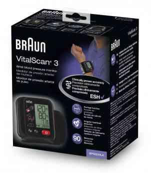 Braun VitalScan 3