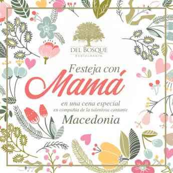 Del Bosque Restaurante, crea una experiencia inigualable para disfrutar el día de las madres