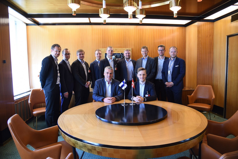 Fotografia Danfoss adquiere las acciones restantes de Leanheat Oy