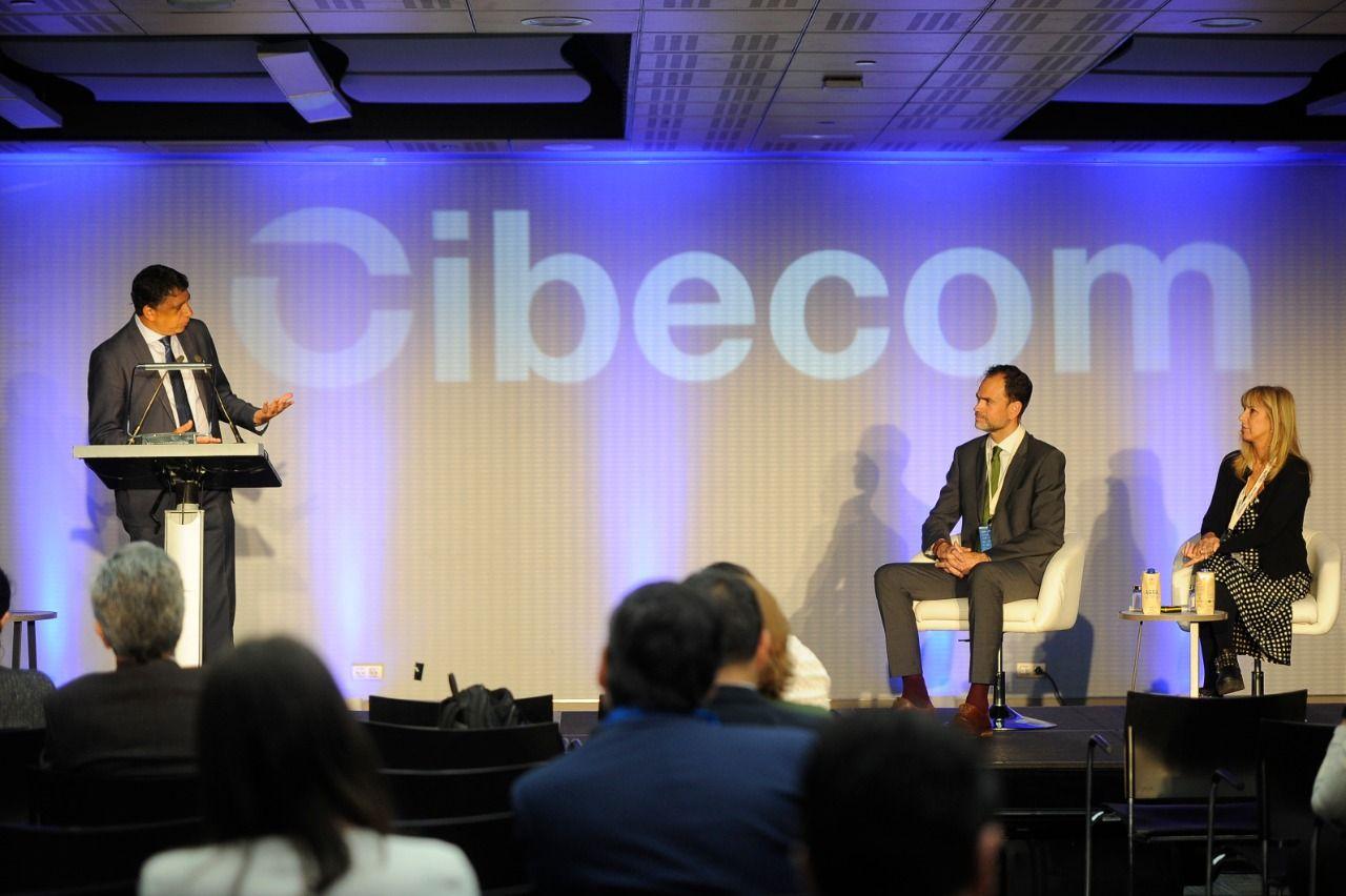 Fotografia Clausura CIBECOM'2019