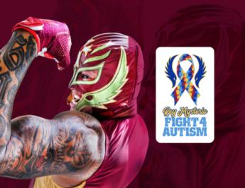 Foto de Rey Mysterio's Fight4Autism