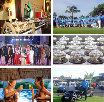 Eventos especiales Barceló Bávaro Grand Resort