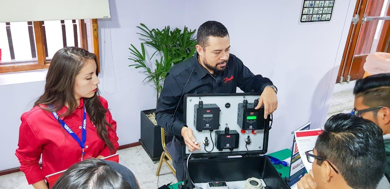 Foto de Danfoss y ANDIRA capacitan sobre los beneficios e importancia