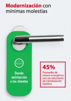 Danfoss capacita a sus socios de negocios en eficiencia energética para el al sector hotelero