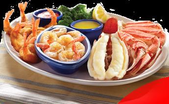 Red Lobster Celebra a Papá