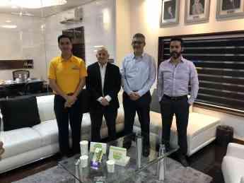 En Expo Pack 2019 anuncia Asia Pulp & Paper alianzas estratégicas con firmas mexicanas