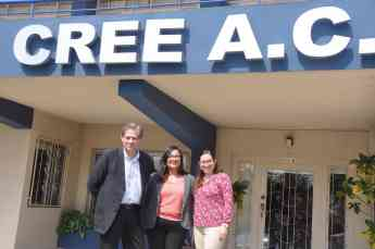 A través de la Fundación Fabrikant Mads Clausen Danfoss apoya al CREE