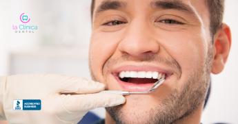 Enfermedades dentales más frecuentes en hombres según especiliastas de La Clínica Dental