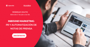 Webinar PR e Inbound Marketing