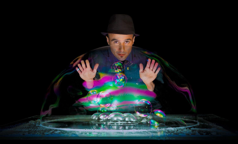 El Señor de las Burbujas