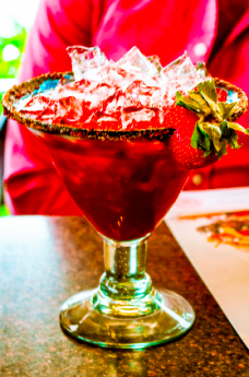 Foto de STRAWBERRY MARGARITA