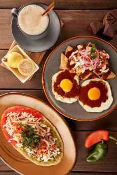 Del Bosque Restaurante, Nube 7 y Matil´d Bistró presentan